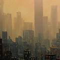 City Haze by Tom Shropshire