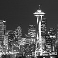 City Lights 1 by John Gusky