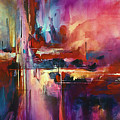 'city Of Fire' by Michael Lang