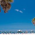 Clearwater Beach by Adam Romanowicz