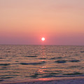Clearwater Sunset by Bill Cannon