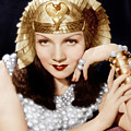 Cleopatra, Claudette Colbert, 1934 by Everett