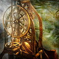 Clockmaker - The Day Time Stood Still  by Mike Savad