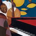 Cobalt Jazz by Kaaria Mucherera