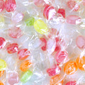 colorful candies Print by Carlos Caetano