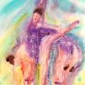 Colorful Dance by John YATO