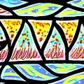 Colorful Longfish by Jim Harris