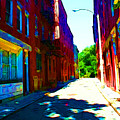 Colorful Place To Live by Julie Lueders
