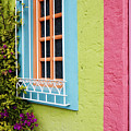 Colorful Walls by Jeremy Woodhouse