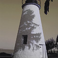Concord Point Light by Gordon Beck