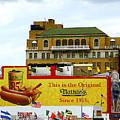 Coney Island Memories 9 by Madeline Ellis