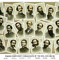 Confederate Commanders Of The Civil War by War Is Hell Store