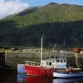 Connemara, Co Galway, Ireland Fishing by The Irish Image Collection