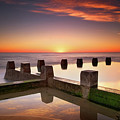 Coogee Beach At Early Morning,sydney by Noval Nugraha Photography. All rights reserved.