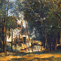 Corot - The Mill by Granger