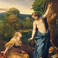 Correggio by Noli Me Tangere