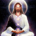 Cosmic Christ by George Atherton