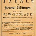 Cotton Mather, 1693 by Granger