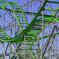 County Fair Thrill Ride by Joe Kozlowski