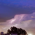 County Line Northern Colorado Lightning Storm by James BO  Insogna