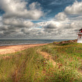 Covehead Lighthouse by Elisabeth Van Eyken