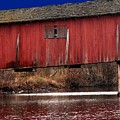 Covered Bridge by Michael L Kimble