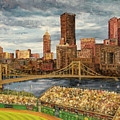 Crowded At Pnc Park by E E Scanlon