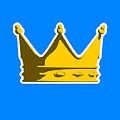 Crown Graphic Design by Pixel Chimp