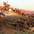 Custer's Last Stand by Richard Lorenz