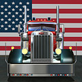 Custom Peterbilt 2 by Stuart Swartz