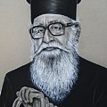 Cypriot Priest by Anastasis  Anastasi