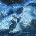 Dance Of The Stormy Sea by Tanna Lee M Wells