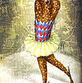 Dancer 3 by Lolita Bronzini