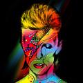 David Bowie by Mark Ashkenazi
