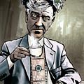 David Lynch - Strange Brew by Sam Kirk