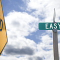 Dead End On Easy Street by Ed Book