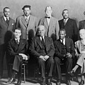 Defendants And Naacp Counsel by Everett