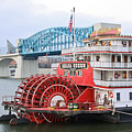 Delta Queen In Chattanooga by Tom and Pat Cory