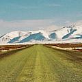 Dempster Highway - Yukon by Juergen Weiss