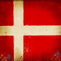 Denmark Flag by Setsiri Silapasuwanchai