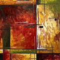 Depth Of Emotion By Madart by Megan Duncanson