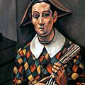 Derain: Harlequin, 1919 by Granger