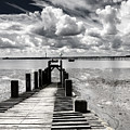 Derelict Wharf by Avalon Fine Art Photography