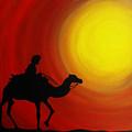 Desert King by Ramneek Narang