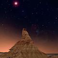 Desert Night by Inigo Cia
