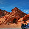 Desert Rider by Charles Warren