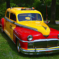 Desoto Skyview Taxi by Garry Gay