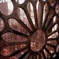 Detail Of La Sagrada Familia, Barcelona, Spain by Tobias Titz