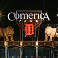 Detroit Tigers - Comerica Park by Gordon Dean II