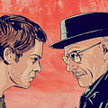 Dexter And Walter by Giuseppe Cristiano